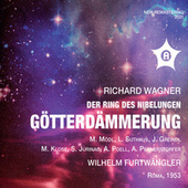 Wagner: Götterdämmerung, WWV 86D (Remastered 2021) [Live at Auditorio del Foro Italico, Rome, 1953] by Ludwig Suthaus