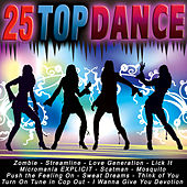 25 Top Dance by Various Artists