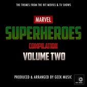 Marvel Superheroes Compilation Vol.2 by Geek Music