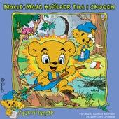 Nalle-Maja hjälper till i skogen de Bamse