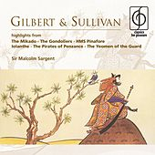 Gilbert & Sullivan highlights de Sir Malcolm Sargent