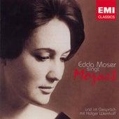 Edda Moser singt Mozart / Edda Moser im Gespräch mit Holger Wemhoff von Edda Moser