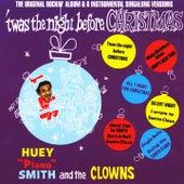 'Twas the Night Before Christmas de Huey