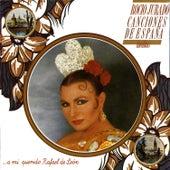 Canciones De España by Rocio Jurado