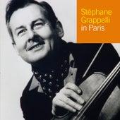 Stéphane Grappelli in Paris de Stéphane Grappelli