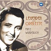 Legenden der Operette: Fritz Wunderlich by Fritz Wunderlich