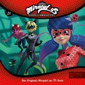 Folge 21: Die Meerjungfrau / Troublemaker (Das Original-Hörspiel zur TV-Serie) von Miraculous