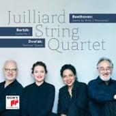 Beethoven - Bartók - Dvorák: String Quartets de Juilliard String Quartet