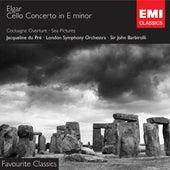 Elgar: Cello Concerto in E Minor de Jacqueline Du Pré