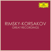 Rimsky-Korsakov  - Great Recordings by Nikolai Rimsky-Korsakov