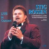 Live In Concert de Stig Rossen (1)