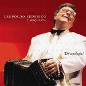 De Antologia by Leopoldo Federico