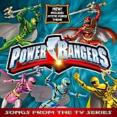 Power Rangers - Songs From The TV Series by Various Artists