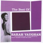 The Best Of Sarah Vaughan van Sarah Vaughan