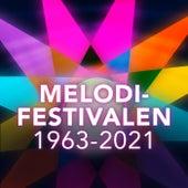Melodifestivalens bästa bidrag 1963-2021 by Various Artists