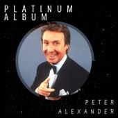 Platinum Album von Peter Alexander