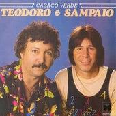 Casaco Verde de Teodoro & Sampaio