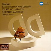 Mozart: Piano Concertos Nos.20, 21, 23 & 27 von Christian Zacharias