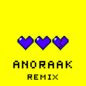 Just Not With You (Anoraak Remix) by Patawawa