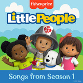 Little People (Songs from Season 1) de Fisher-Price