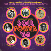 Soul Power '68 de Various Artists