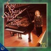Piano Boroque Recital Vol. 2 von Rose Marie Sader