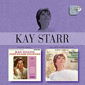 Just Plain Country/Tears And Heartaches Old Records by Kay Starr