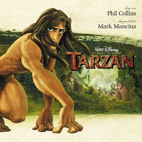 Tarzan Original Soundtrack von Phil Collins