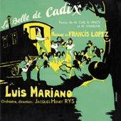 La Belle De Cadix von Luis Mariano