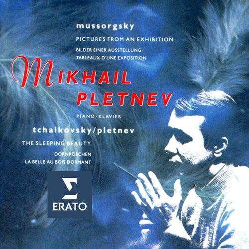 Mussorgsky/Tchaikovsky - Piano Works de Mikhail Pletnev