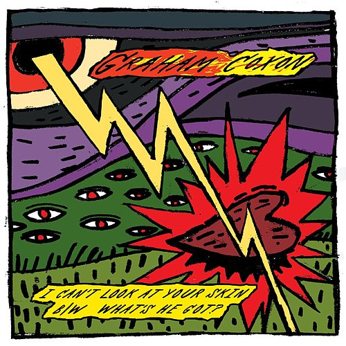 I Can't Look At Your Skin / What's He Got by Graham Coxon