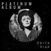 Platinum Album de Édith Piaf