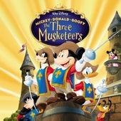 Mickey Donald Goofy - The Three Musketeers Original Soundtrack de Various Artists