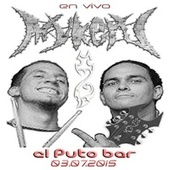 Mykeru: En Vivo en el Puto Bar 3 Jul 2015 by Mykeru