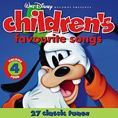 Children's Favourite Songs 4 de Various Artists