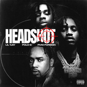 Headshot (feat. Polo G & Fivio Foreign) by Lil Tjay