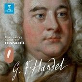 The Very Best Of Handel de Various Artists