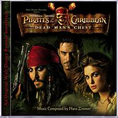 Pirates Of The Caribbean - Dead Man's Chest Original Soundtrack (English Version) by Various Artists