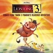 The Lion King 3 Original Soundtrack de Various Artists