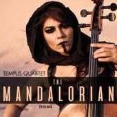 The Mandalorian Theme de Tempus Quartet