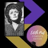 Complete Edition de Édith Piaf