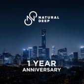 Natural Deep 1 Year Anniversary de ONEIL, Max Fane, DJ Jedy, H.A.Z.E, Rudii, Chunkee, Lirvo, KORMAX, Edmofo, Asenssia, Wrigley, Edvin Stokes, Melis Treat, Cagri Guzet, Sharapov, VetLove, Last Midnight Train, Demenshen, Viduta, Mattsu, Remundo, INSIDIA, Ninmue, Alex Deeper, Obzkure