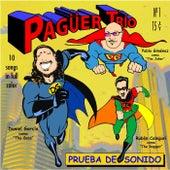 Pagüer Trío - Prueba de Sonido by Pablo Giménez Daniel García