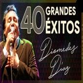 40 Grandes Exitos de Diomedes Díaz by Diomedes Diaz