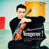 Phénoménal Vengerov de Maxim Vengerov