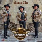 Si Tu Te Vas by Trio Diferencia Juvenil