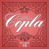 Lo Más Grande De La Copla - Vol 15 by Various Artists