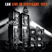 LIVE IN STUTTGART 1975 de Can