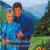 Schlagerhits - 16 Dansktop Perler På Tysk by ASTRID BRECK