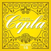 Lo Más Grande De La Copla - Vol. 18 de Various Artists